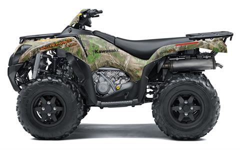 2019 Kawasaki Brute Force 750 4x4i EPS Camo in San Francisco, California