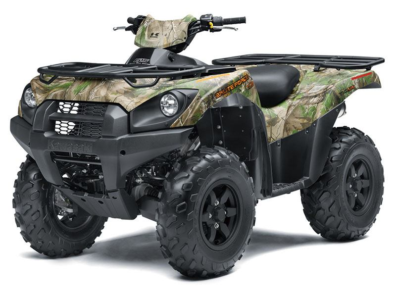 2019 Kawasaki Brute Force 750 4x4i EPS Camo in Ennis, Texas - Photo 3