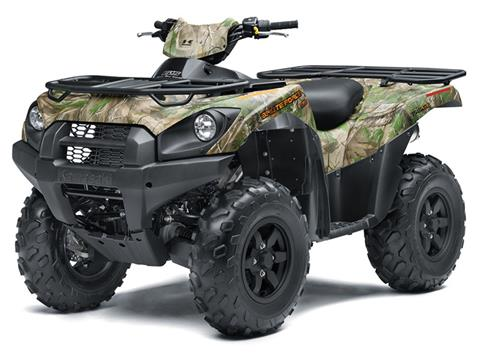 2019 Kawasaki Brute Force 750 4x4i EPS Camo in Stuart, Florida