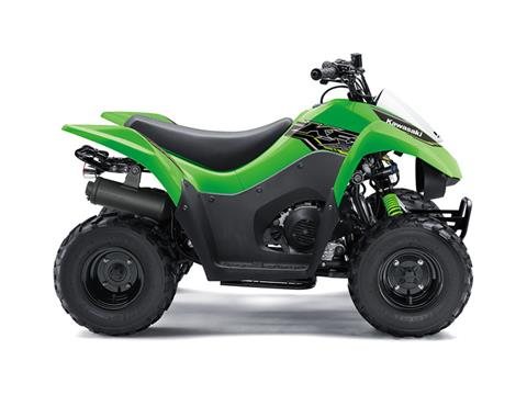 2019 Kawasaki KFX50 in Asheville, North Carolina