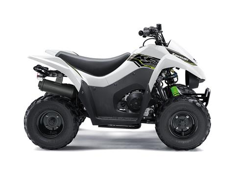 2019 Kawasaki KFX50 in Dimondale, Michigan