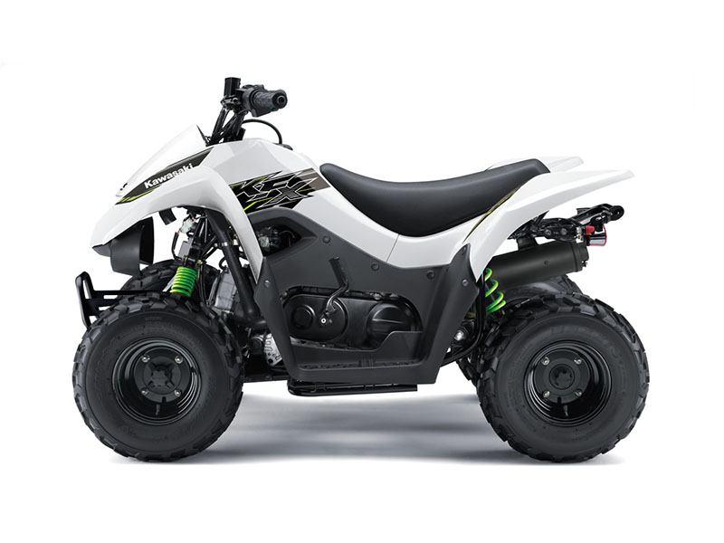 2019 Kawasaki KFX 50 in Howell, Michigan - Photo 2