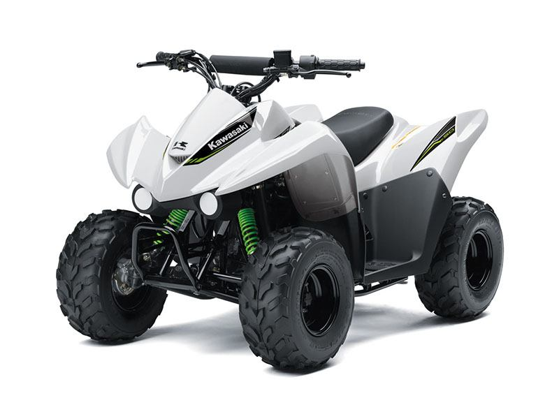 2019 Kawasaki KFX 50 in Howell, Michigan - Photo 3