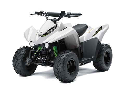 2019 Kawasaki KFX50 in Mount Pleasant, Michigan