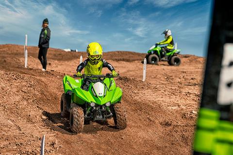 2019 Kawasaki KFX 50 in Freeport, Illinois - Photo 9