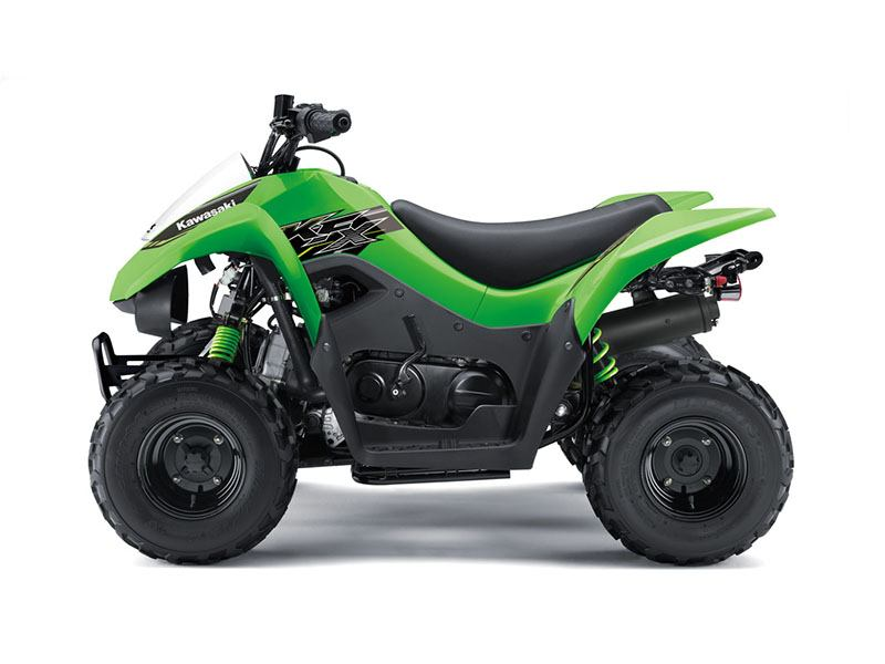 2019 Kawasaki KFX 50 in Northampton, Massachusetts - Photo 2