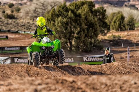 2019 Kawasaki KFX 50 in South Paris, Maine - Photo 4