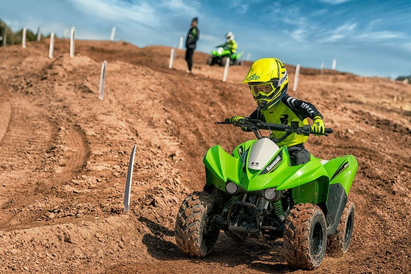 2019 Kawasaki KFX 50 in South Paris, Maine - Photo 8