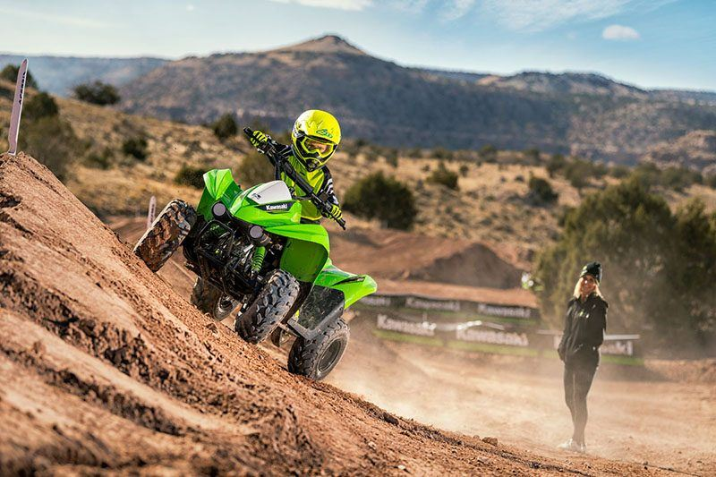 2019 Kawasaki KFX 50 in South Paris, Maine - Photo 13