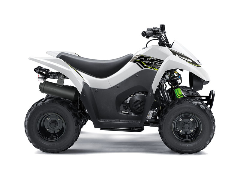 2019 Kawasaki KFX90 in Northampton, Massachusetts