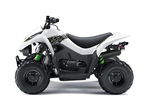 2019 Kawasaki KFX 90 in Baldwin, Michigan