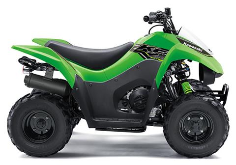 2019 Kawasaki KFX 50 in Asheville, North Carolina