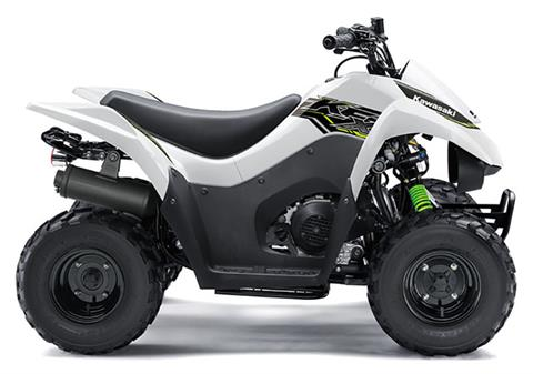 2019 Kawasaki KFX 50 in Iowa City, Iowa - Photo 1