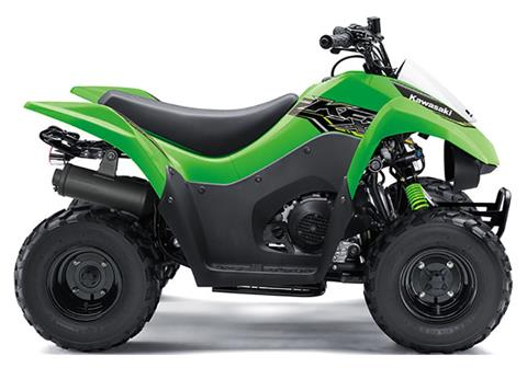 2019 Kawasaki KFX 90 in Waterbury, Connecticut