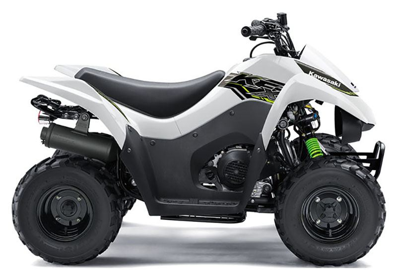 2019 Kawasaki KFX 90 in Corona, California - Photo 1