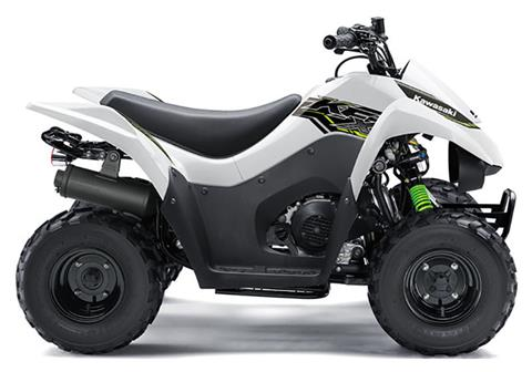 2019 Kawasaki KFX 90 in Port Angeles, Washington