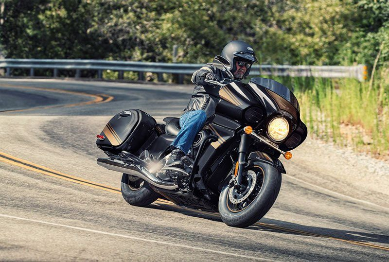 2019 Kawasaki Vulcan 1700 Vaquero ABS in Barre, Massachusetts