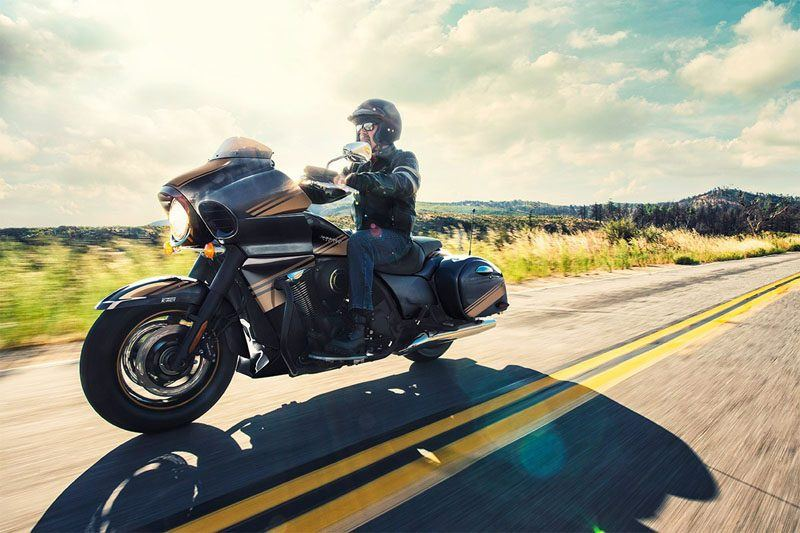 2019 Kawasaki Vulcan 1700 Vaquero ABS in North Mankato, Minnesota
