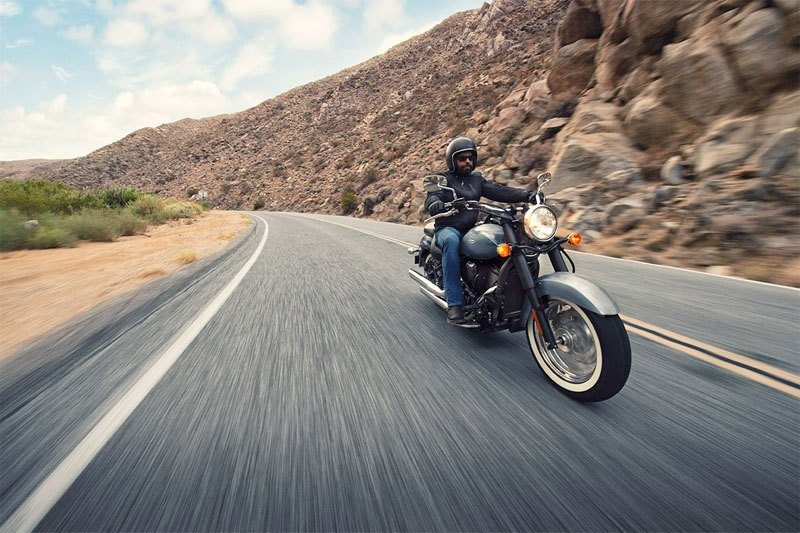 2019 Kawasaki Vulcan 900 Classic in Greenville, North Carolina