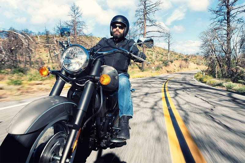 2019 Kawasaki Vulcan 900 Classic in Concord, New Hampshire