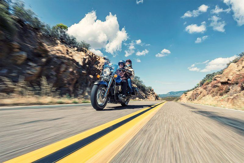 2019 Kawasaki Vulcan 900 Classic LT in Jamestown, New York