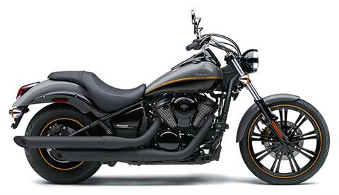 2019 Kawasaki Vulcan 900 Custom in Mount Pleasant, Michigan