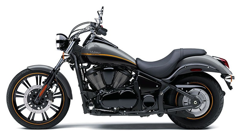 2019 Kawasaki Vulcan 900 Custom in Mount Vernon, Ohio