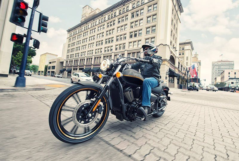2019 Kawasaki Vulcan 900 Custom in Jamestown, New York - Photo 5