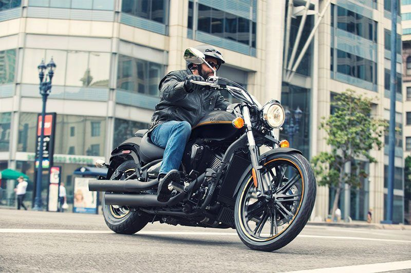 2019 Kawasaki Vulcan 900 Custom in Sacramento, California - Photo 9