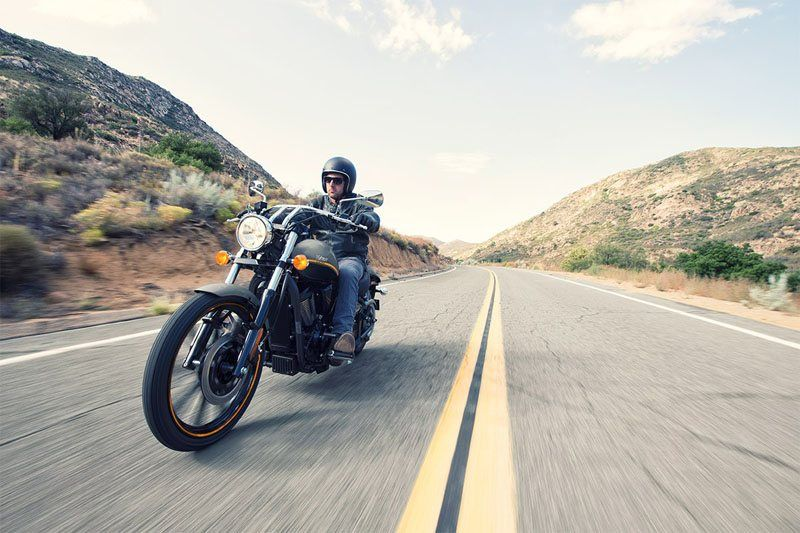 2019 Kawasaki Vulcan 900 Custom in Colorado Springs, Colorado