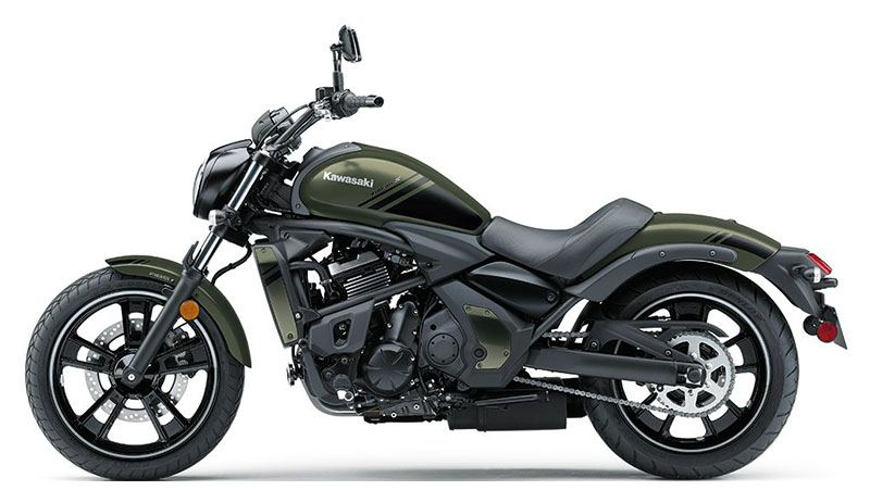 2019 Kawasaki Vulcan S ABS in Sacramento, California - Photo 2