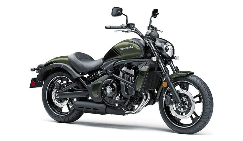 2019 Kawasaki Vulcan S ABS in Bennington, Vermont - Photo 3