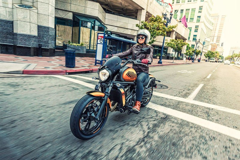 2019 Kawasaki Vulcan S ABS Café in San Francisco, California - Photo 4
