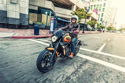 2019 Kawasaki Vulcan S ABS Café in Corona, California - Photo 4