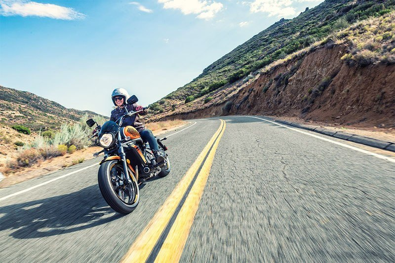 2019 Kawasaki Vulcan S ABS Café in Sierra Vista, Arizona - Photo 5