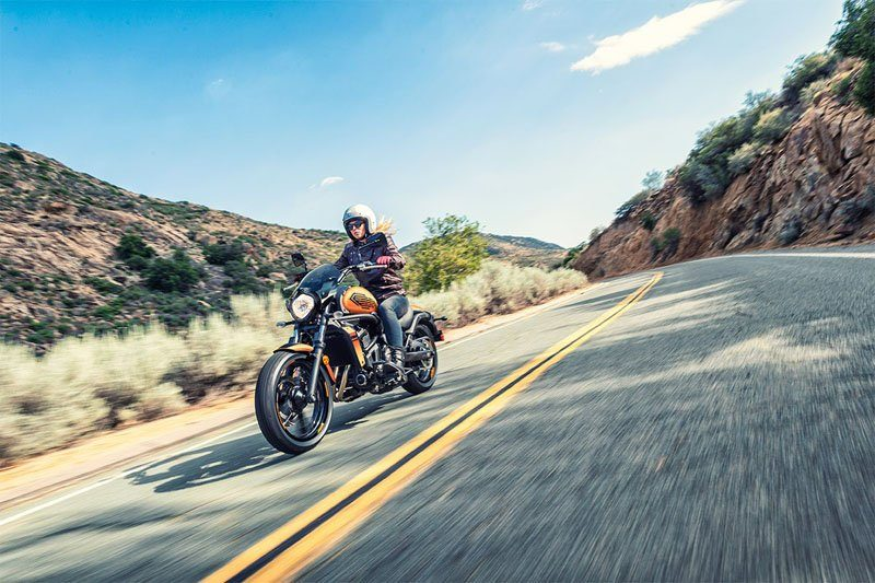 2019 Kawasaki Vulcan S ABS Café in Pendleton, New York