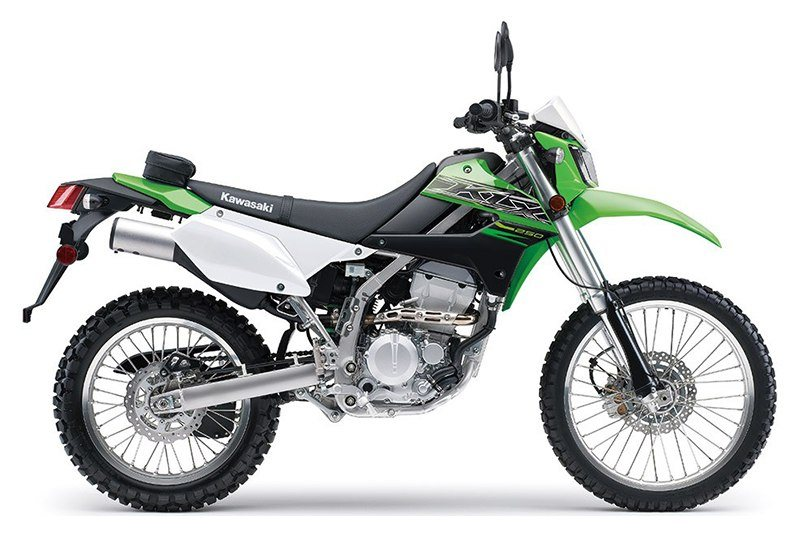 2019 Kawasaki KLX 250 in South Hutchinson, Kansas - Photo 1