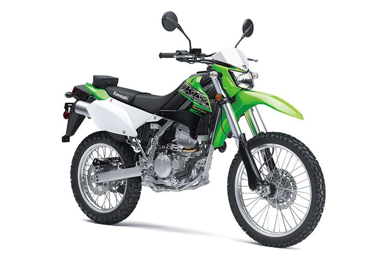 2019 Kawasaki KLX 250 in Baldwin, Michigan