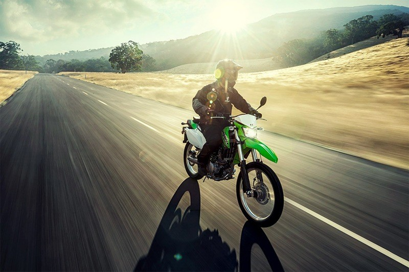2019 Kawasaki KLX 250 in San Francisco, California - Photo 4