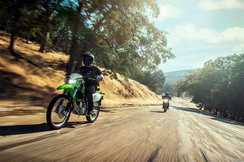 2019 Kawasaki KLX 250 in Asheville, North Carolina - Photo 5
