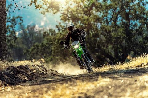 2019 Kawasaki KLX 250 in San Francisco, California