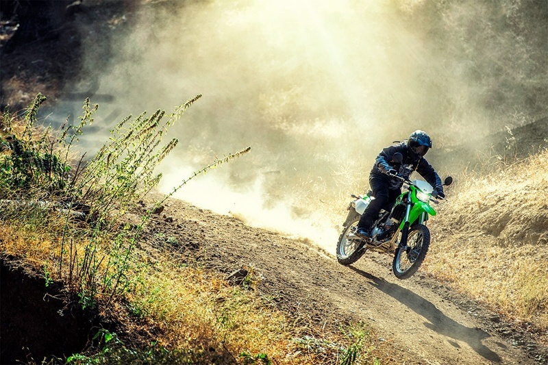 2019 Kawasaki KLX 250 in San Francisco, California - Photo 8