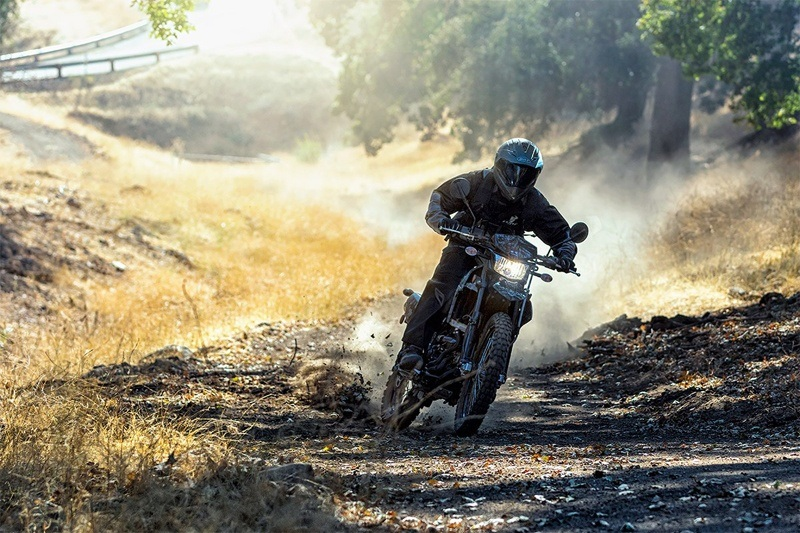 2019 Kawasaki KLX 250 Camo in San Jose, California - Photo 4