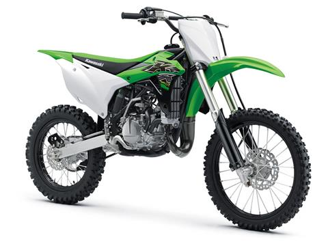 2019 Kawasaki KX 100 in Rock Falls, Illinois