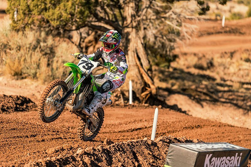 2019 Kawasaki KX 100 in Oak Creek, Wisconsin - Photo 5