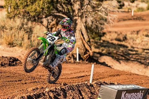 2019 Kawasaki KX 100 in Mount Pleasant, Michigan - Photo 5