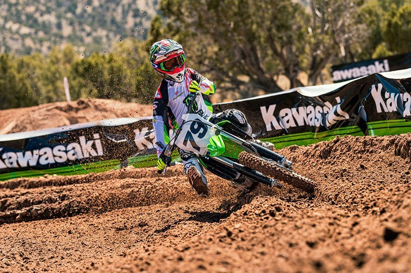 2019 Kawasaki KX 100 in San Jose, California - Photo 7