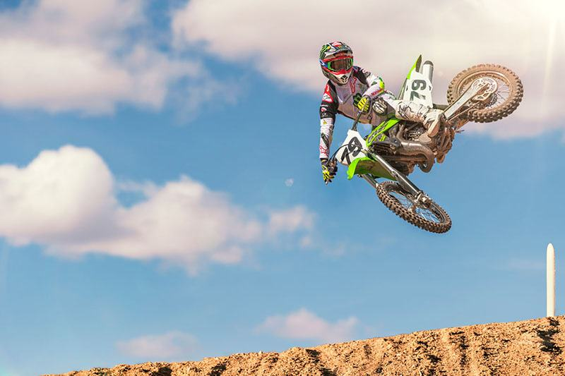 2019 Kawasaki KX 100 in San Jose, California - Photo 8