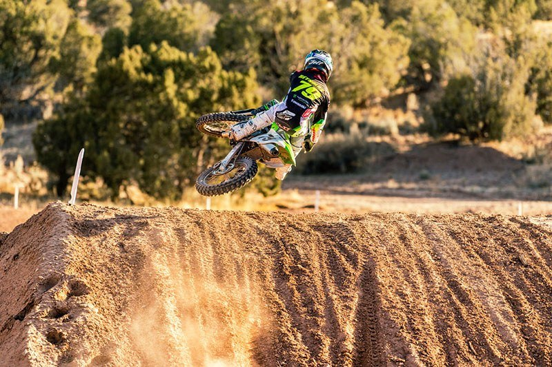 2019 Kawasaki KX 100 in Mount Pleasant, Michigan - Photo 11