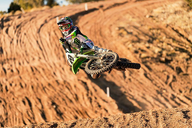 2019 Kawasaki KX 100 in Freeport, Illinois